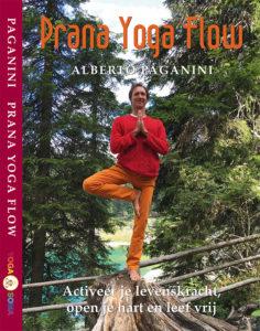 tweede editie boek Prana Yoga Flow