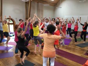 inschrijven en tarieven voor yogaweek, opleidingen